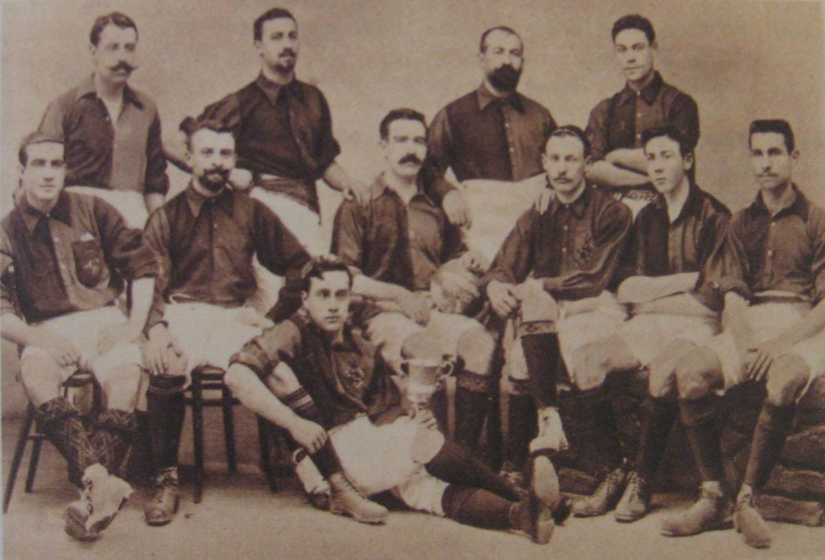 The Swiss roots behind F.C.Barcelona